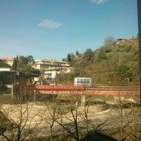 Photo taken at Stazione Minimetrò Case Bruciate by Maria K. on 3/2/2016
