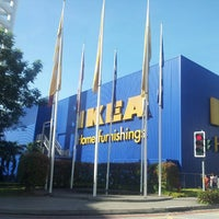 Photo taken at IKEA by Eizuwan E. on 5/26/2013