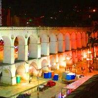 Foto tirada no(a) Arcos da Lapa por Sergio D. em 2/16/2013