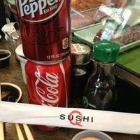 Photo taken at Sushi Q by Karissa N. on 4/5/2013