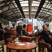 Foto diambil di Bunkier Sztuki Café oleh Kik 2. pada 2/25/2013