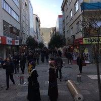 Photo taken at Ordu Çarşı by Canbaşar. . on 11/18/2016