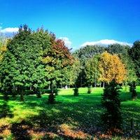 Das Foto wurde bei Парк «Борисовские пруды» von Retaano am 9/17/2012 aufgenommen