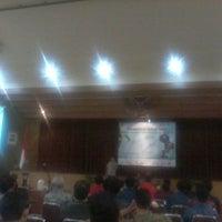Photo taken at Fakultas Ekonomi dan Bisnis by Muhammad Rian F. on 12/2/2013