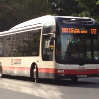Photo taken at SMRT Buses: Bus 172 by Aaron L. on 1/21/2013