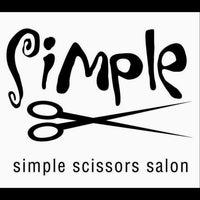 Photo taken at Simple Scissors Salon & Spa by Rachel T. on 8/11/2016