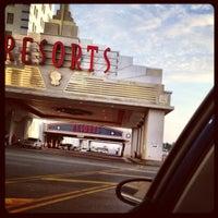Photo taken at Resorts Casino Hotel by Leo J. on 12/5/2012
