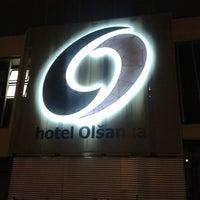 Photo taken at Hotel Olšanka by David K. on 11/6/2013