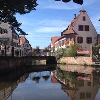Das Foto wurde bei Wissembourg von Pepe T. am 8/29/2015 aufgenommen