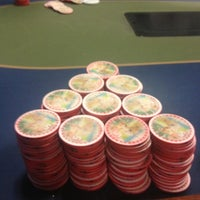Photo taken at Palm Beach Kennel Club Poker Room by Justin S. on 3/3/2013