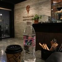 Photo taken at Address Cafe by Dhemz on 8/9/2018
