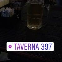 Photo taken at Taverna 397 by Daniel R. on 7/3/2017