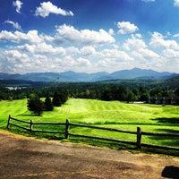 Photo taken at Lake Placid Club Resort Golf by Thomas J. on 5/31/2013