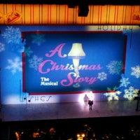 Das Foto wurde bei Theatre Under The Stars von Arron D. am 12/17/2015 aufgenommen