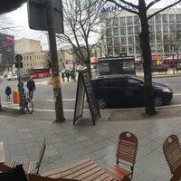Photo taken at BM caffe by Aytbike D. on 4/8/2015