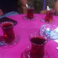 Photo taken at 100. Yıl Aile Çay Bahçesi by Yaşar A. on 7/22/2013