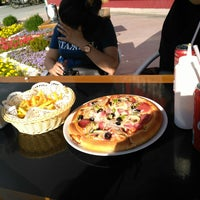 Photo taken at Pizza Time by Zehra on 7/19/2017
