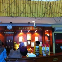 Photo taken at Seaview Hotel Kuala Perlis by Hilmi Z. on 10/7/2012