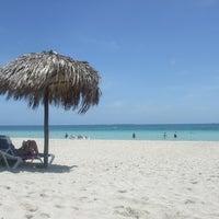 Photo taken at Playas de Varadero by Manu N. on 9/26/2012