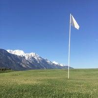Photo taken at Golf Trainingszentrum by Marc B. on 4/30/2017