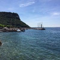 Photo taken at Porto di Garda by Aleksandr I. on 6/8/2017