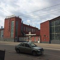 Photo taken at Автобусный парк №4, ПАТП by Ира Р. on 5/1/2016