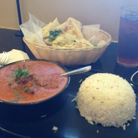 Photo taken at Tarka Indian Kitchen by Greg W. on 6/5/2013