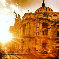 Photo prise au Palacio de Bellas Artes par @0LGU1N le7/28/2013