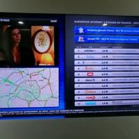 Foto tirada no(a) M6 Métropole Télévision por Skyseb - Sébastien T. em 2/23/2017