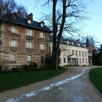 Photo taken at Maison de Chateaubriand by Skyseb - Sébastien T. on 1/27/2013