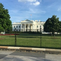 Photo taken at White House Southwest Appointment Gate by Rakesh on 5/26/2015