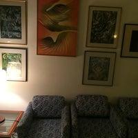 Photo taken at WelcomHotel Smoking Room by Rakesh on 6/18/2014