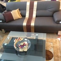 Photo taken at Tangent Furnitures by Rakesh on 11/25/2012