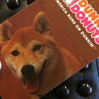 Photo taken at Dunkin' Donuts by Jackie L. on 3/13/2014