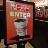 Photo taken at Dunkin' Donuts by Jackie L. on 11/18/2013