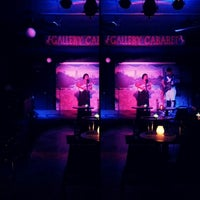 Photo taken at Gallery Cabaret by alen k. on 7/18/2013