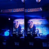 Photo taken at Gallery Cabaret by alen k. on 7/1/2013