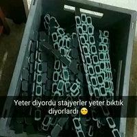 Photo taken at Elele Döşeme Sanayi by Nevin Ç. on 12/21/2016