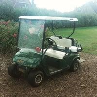Photo taken at Swin-Golf Davert by Markus R. on 9/16/2016