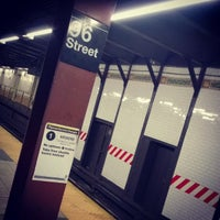 Photo taken at 96 Th St by Markus R. on 6/1/2014