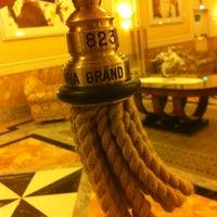 Photo taken at Doria Grand Hotel by Sergei L. on 7/26/2013