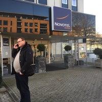 Photo taken at Novotel Maastricht by Inge . on 1/5/2017
