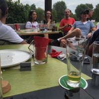 Photo taken at Golf Centrum Seve Rotterdam by Michiel I. on 7/6/2017