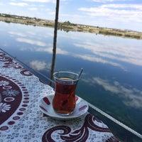 Photo taken at Birecik Sahil Cafe by Kadir on 10/3/2017