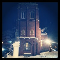 Photo taken at The Anglican Church Of The Resurrection by Alex D. on 12/13/2012