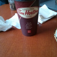 Photo taken at Tim Hortons by Danica L. on 6/17/2013