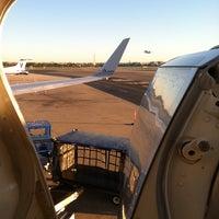 Photo taken at Gate 32 by Jeffrey P. on 10/13/2012