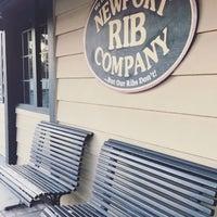 Photo taken at Newport Rib Company by K on 4/10/2017