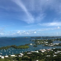 Photo taken at Gibbs Hill Lighthouse by Michael M. on 9/24/2017