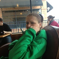 Photo taken at Caribou Coffee by Lou R. on 3/15/2013